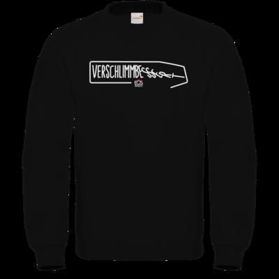 Motiv: Sweatshirt FAIR WEAR - Verschlimmbessert