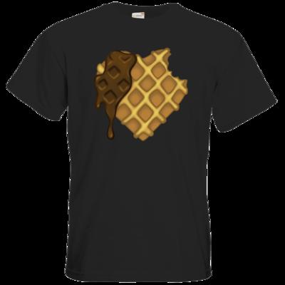 Motiv: T-Shirt Premium FAIR WEAR - bakacrHerz