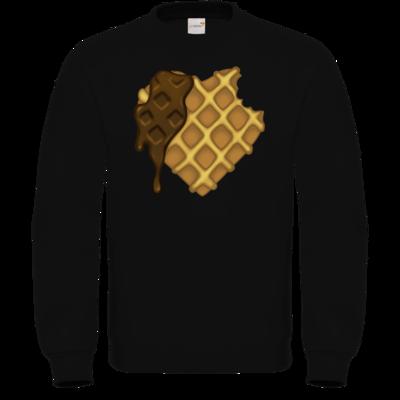 Motiv: Sweatshirt FAIR WEAR - bakacrHerz