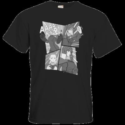 Motiv: T-Shirt Premium FAIR WEAR - Thabor Manga