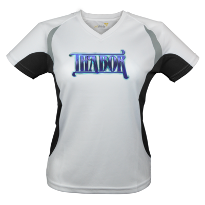 Motiv: Laufshirt Lady Running T - Thabor Logo
