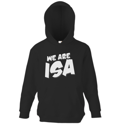 Motiv: Kids Hooded Sweat - Isa