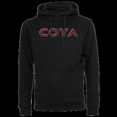 Motiv: Heavy Hoodie - Coya Logo