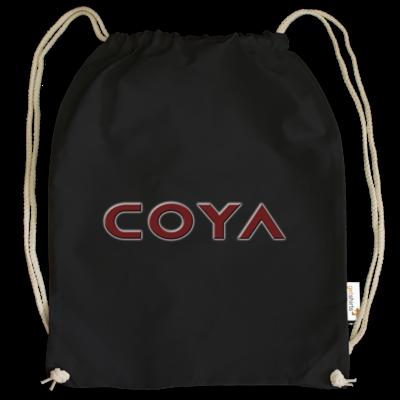 Motiv: Cotton Gymsac - Coya Logo