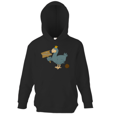 Motiv: Kids Hooded Sweat - Motiv Weltherrscher