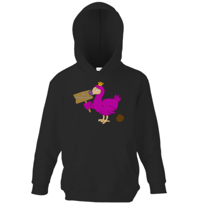 Motiv: Kids Hooded Sweat - Motiv Weltherrscherin