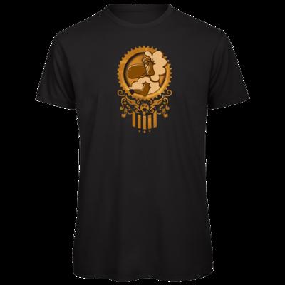 Motiv: Organic T-Shirt - diePhantas Logo