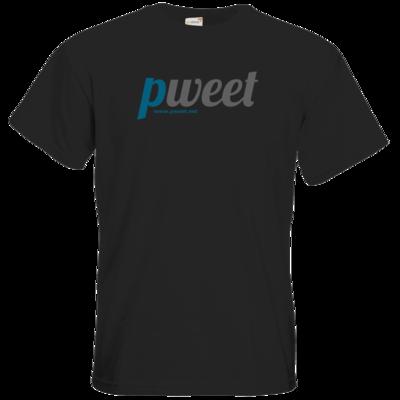 Motiv: T-Shirt Premium FAIR WEAR - Pweet Logo 1
