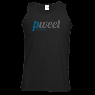 Motiv: Athletic Vest - Pweet Logo 1