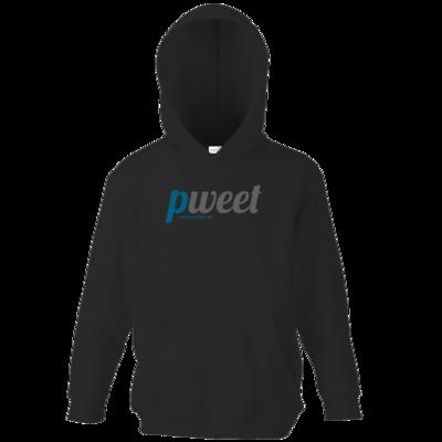 Motiv: Kids Hooded Sweat - Pweet Logo 1