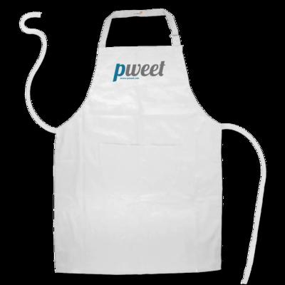 Motiv: Schürze - Pweet Logo 1