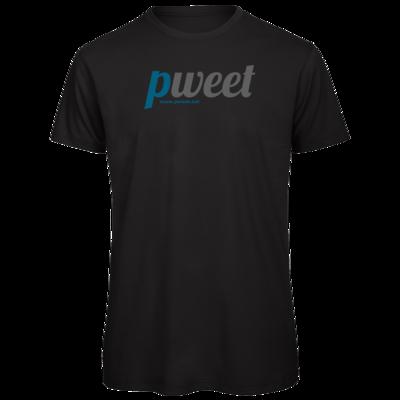 Motiv: Organic T-Shirt - Pweet Logo 1