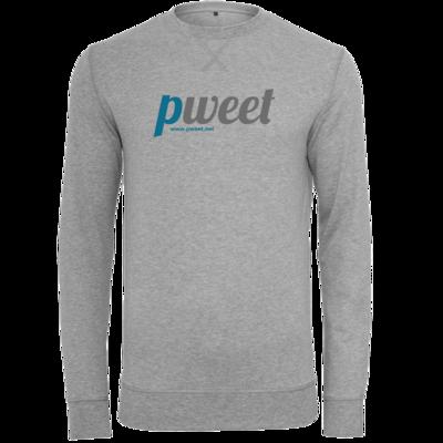 Motiv: Light Crew Sweatshirt - Pweet Logo 1