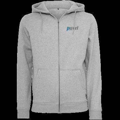 Motiv: Heavy Zip-Hoodie - Pweet Logo 1