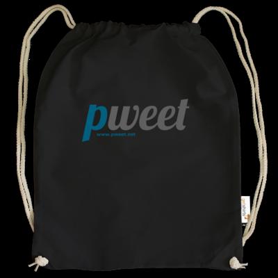 Motiv: Cotton Gymsac - Pweet Logo 1