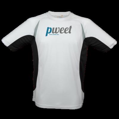 Motiv: Laufshirt Running T - Pweet Logo 1