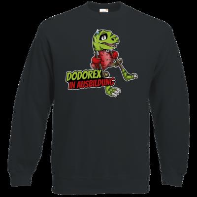 Motiv: Sweatshirt Classic - Dodo-Rex in Ausbildung