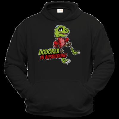 Motiv: Hoodie Classic - Dodo-Rex in Ausbildung