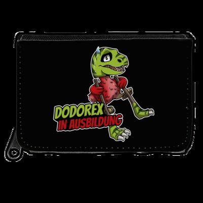 Motiv: Geldboerse - Dodo-Rex in Ausbildung