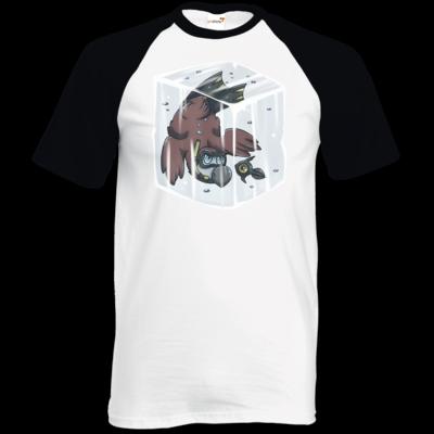 Motiv: TShirt Baseball - Dodo Below Zero