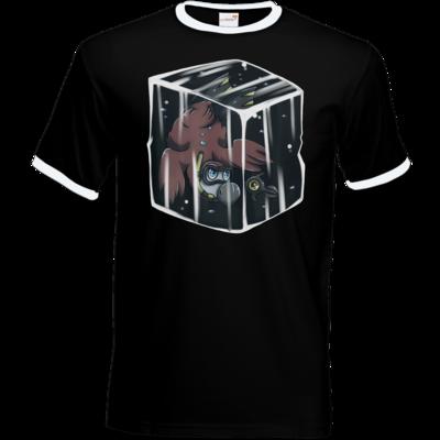 Motiv: T-Shirt Ringer - Dodo Below Zero