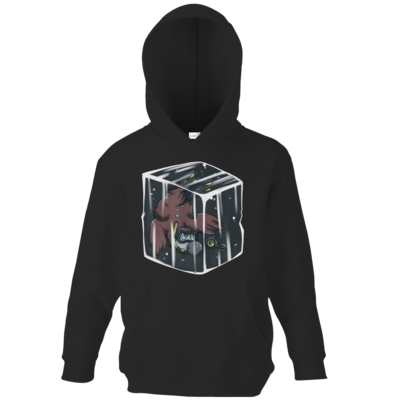 Motiv: Kids Hooded Sweat - Dodo Below Zero