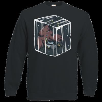 Motiv: Sweatshirt Classic - Dodo Below Zero