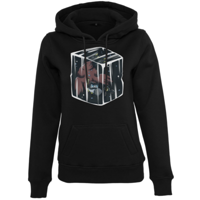 Motiv: Womens Heavy Hoody - Dodo Below Zero