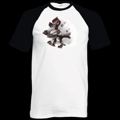 Motiv: TShirt Baseball - Dodo-Bots