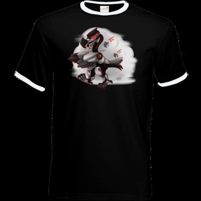 Motiv: T-Shirt Ringer - Dodo-Bots