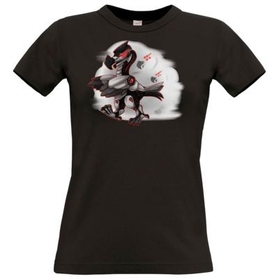 Motiv: T-Shirt Damen Premium FAIR WEAR - Dodo-Bots