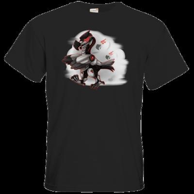 Motiv: T-Shirt Premium FAIR WEAR - Dodo-Bots
