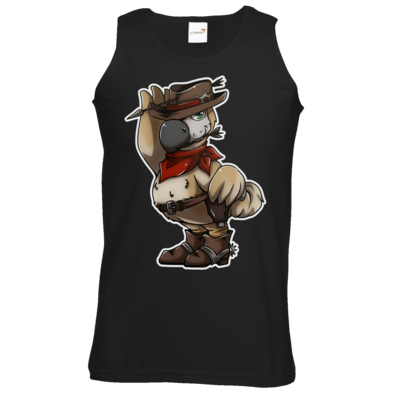Motiv: Athletic Vest - Wild West Dodo
