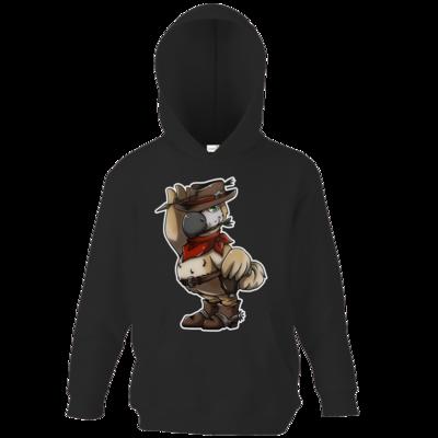 Motiv: Kids Hooded Sweat - Wild West Dodo