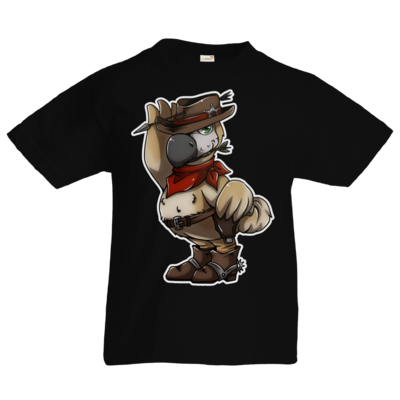 Motiv: Kids T-Shirt Premium FAIR WEAR - Wild West Dodo