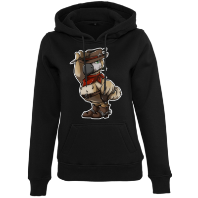 Motiv: Womens Heavy Hoody - Wild West Dodo