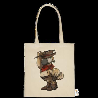 Motiv: Baumwolltasche - Wild West Dodo