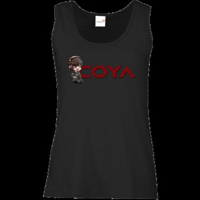 Motiv: Tank Top Damen Classic - Coya-Logo
