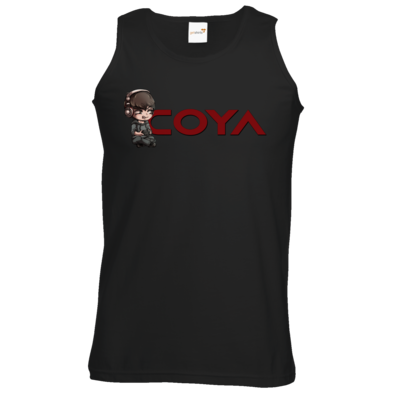 Motiv: Athletic Vest - Coya-Logo