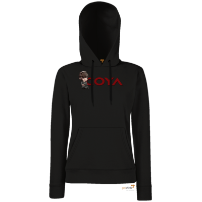 Motiv: Hoodie Damen Classic - Coya-Logo