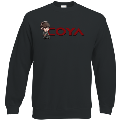 Motiv: Sweatshirt Classic - Coya-Logo