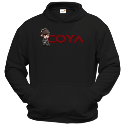 Motiv: Hoodie Classic - Coya-Logo