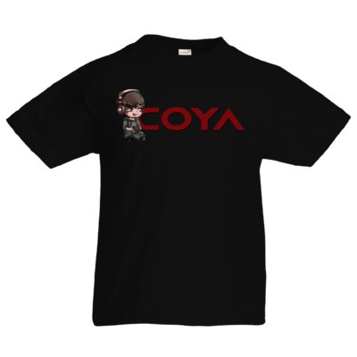 Motiv: Kids T-Shirt Premium FAIR WEAR - Coya-Logo