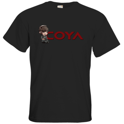 Motiv: T-Shirt Premium FAIR WEAR - Coya-Logo
