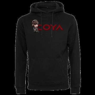 Motiv: Heavy Hoodie - Coya-Logo
