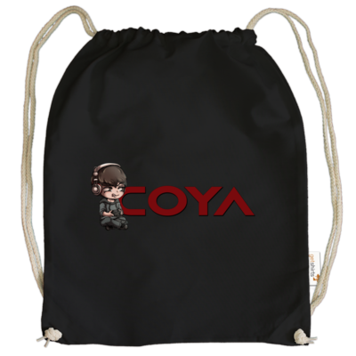 Motiv: Cotton Gymsac - Coya-Logo
