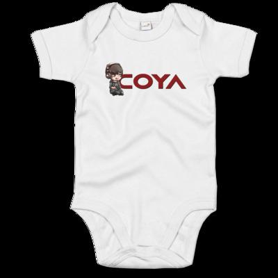 Motiv: Baby Body Organic - Coya-Logo