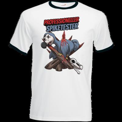 Motiv: T-Shirt Ringer - Spike-Tester