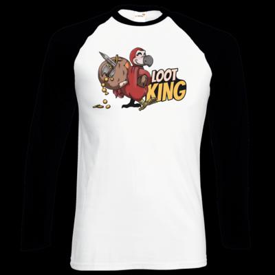 Motiv: Longsleeve Baseball T - Loot-King