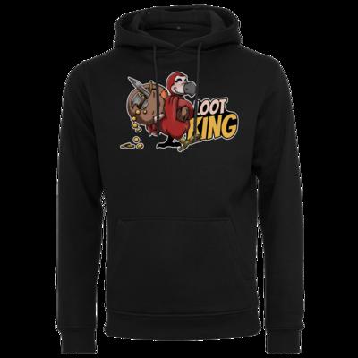 Motiv: Heavy Hoodie - Loot-King